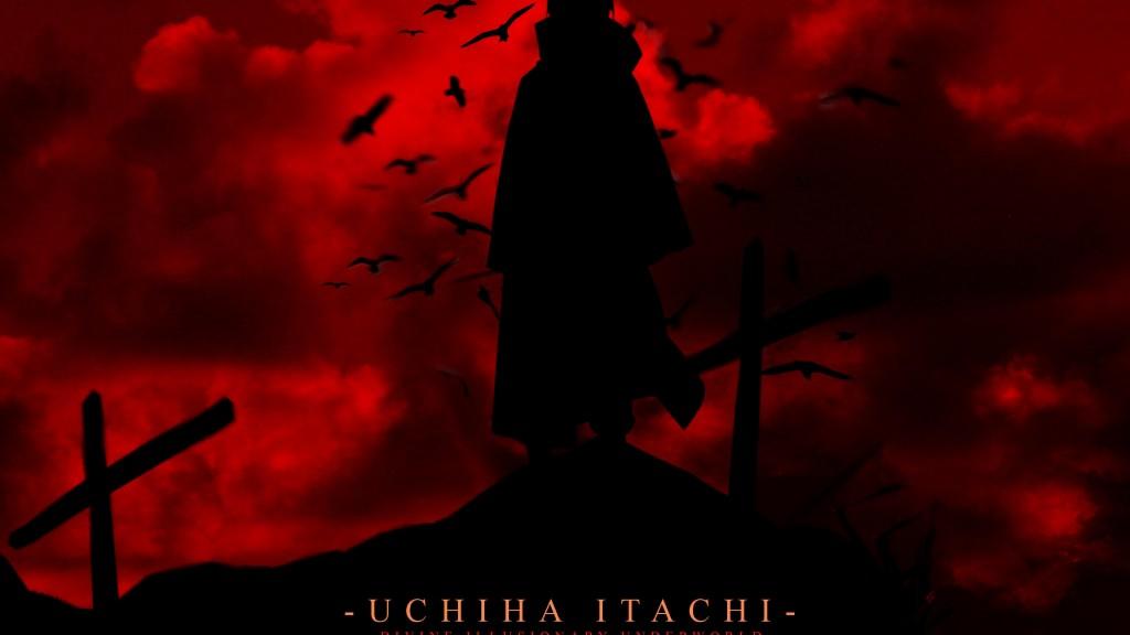 Itachi Uchiha Wallpaper 4k 2 The Ramenswag