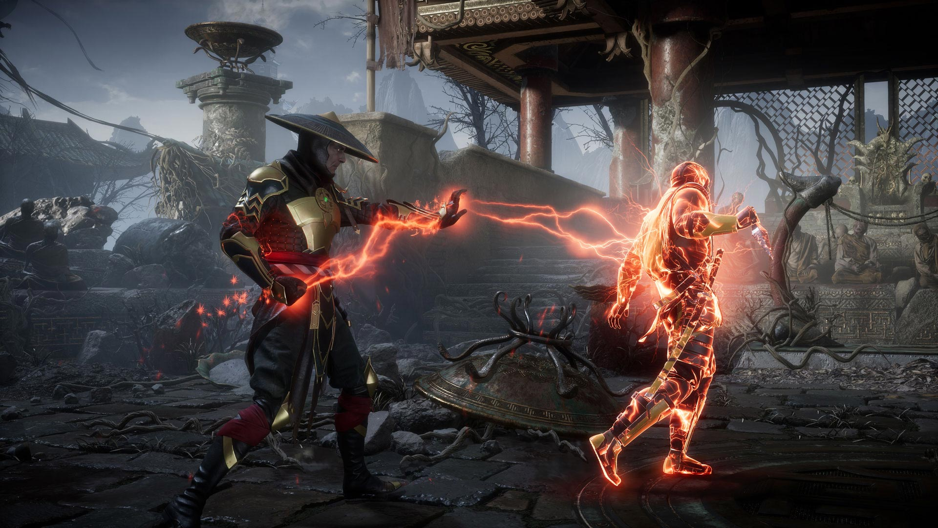 Mortal Kombat 11 Will Let You Customize Characters Has Esports